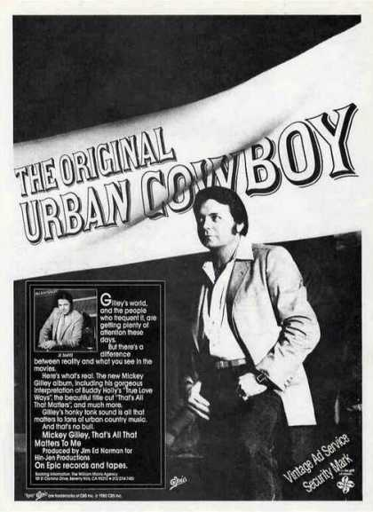 Mickey Gilley Photo Album Promo (1980)