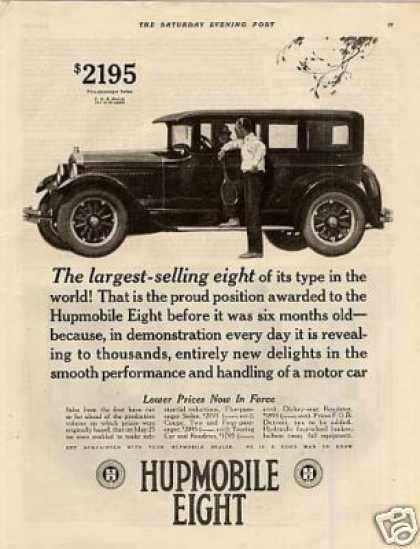 Hupmobile Eight Sedan (1925)