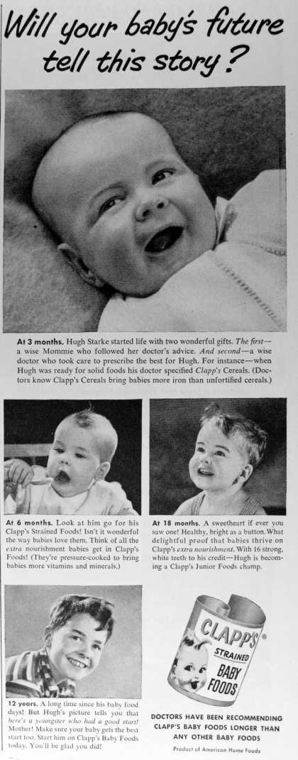 Your Baby's Future.
