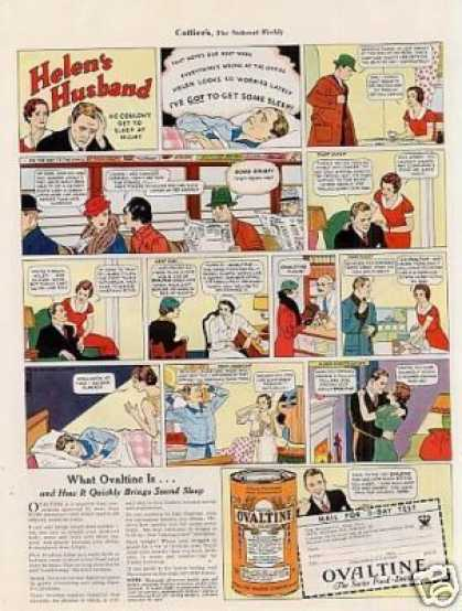 Ovaltine Color (1934)