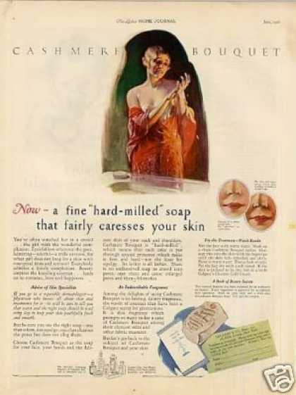 Cashmere Bouquet Soap Color (1926)