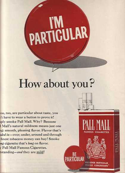 Pall Mall (1964)