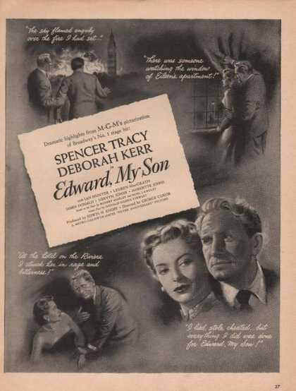 Edward My Son Spencer Tracy Movie (1949)