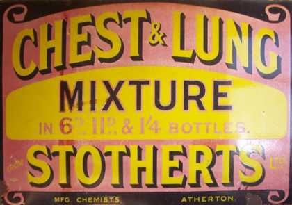 Stothert's Chest & Lung Mixture