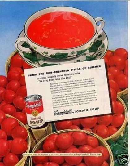 Campbell's Tomato Soup (1949)