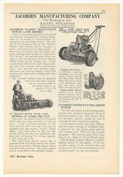 Vintage Industry Ads Of The 1930s Page 7