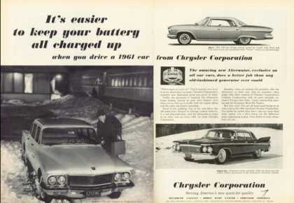Chrysler Imperial Dodge Dart Lancer (1961)