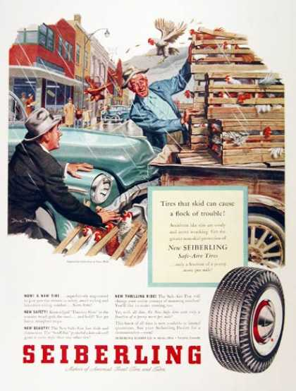 Seiberling Tires (1953)