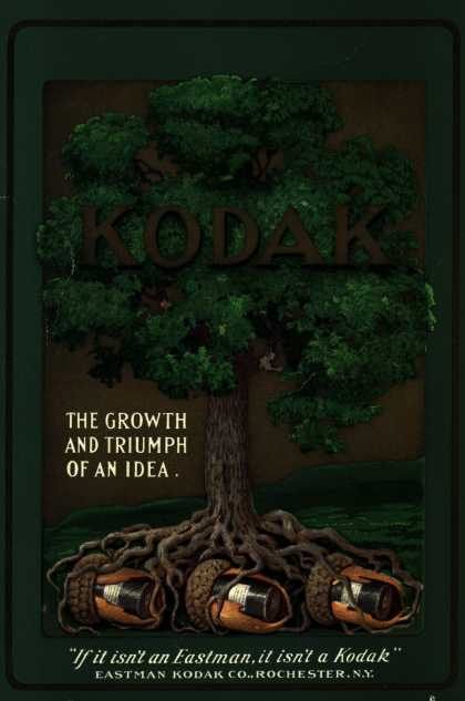 Kodak – The Growth and Triumph of an Idea