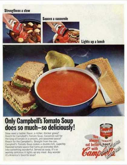 Campbell's Tomato Soup Collectible (1967)