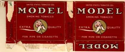 United States Tobacco Co.'s Tobacco for Pipe and Cigarettes – Model