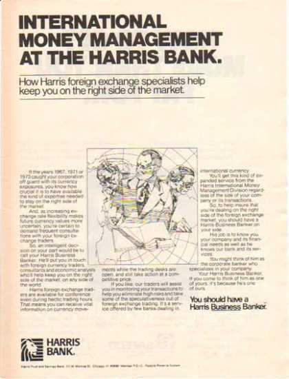 Harris Bank – Money Management (1977)