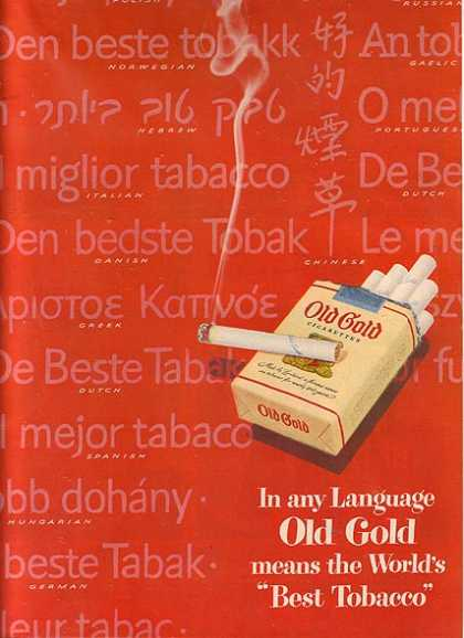 Old Gold (1950)
