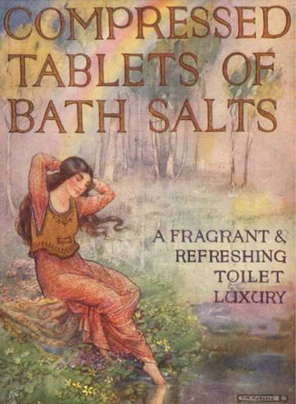 Bath Salts, UK (1920)