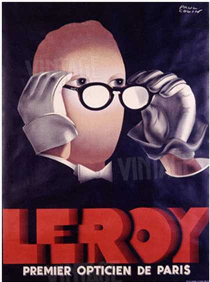 Leroy Opticien (1938)