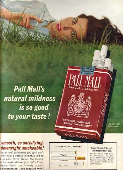Pall Mall (1963)