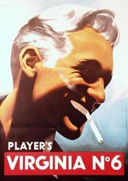 Players Virginia nº 6 (1955)