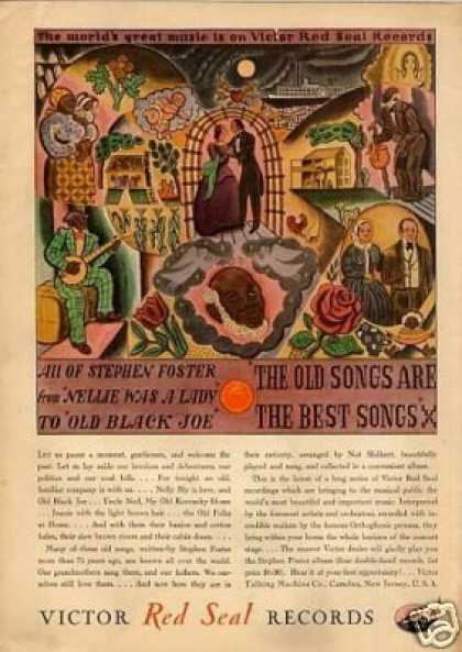 Rca Victor Red Seal Records (1929)