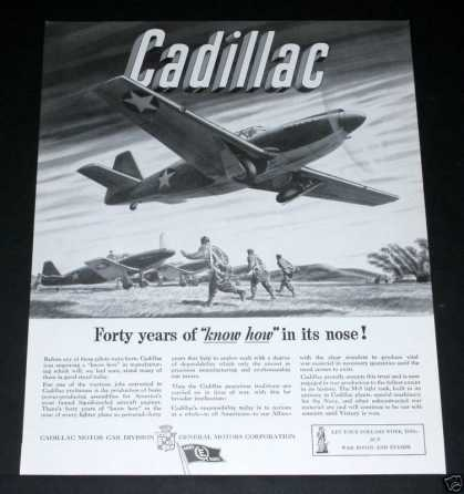 Cadillac Wartime Production (1943)