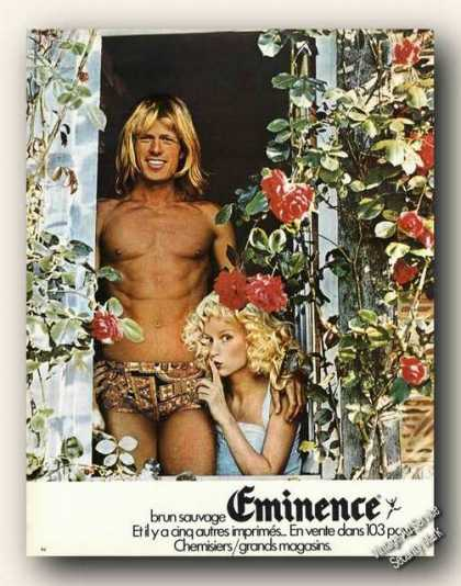 Eminence Chemisiers/gran (1972)