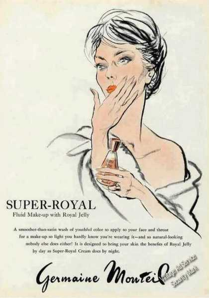 Germaine Monteil Super-royal With Royal Jelly (1963)