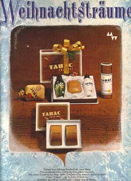 Tabac Original's German (1968)