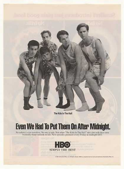 The Kids In The Hall HBO TV Show Photo (1991)