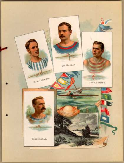 Allen & Ginter – Album of Worlds Champions – Image 7