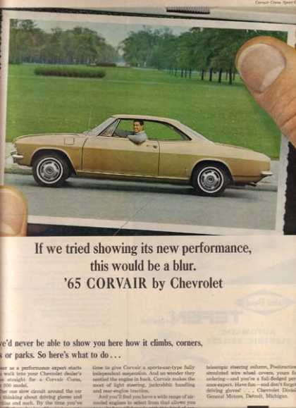 General Motor's Chevrolet Corvair (1965)