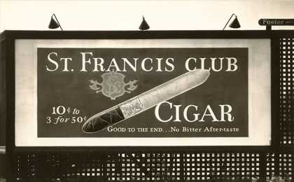 Cigar Billboard