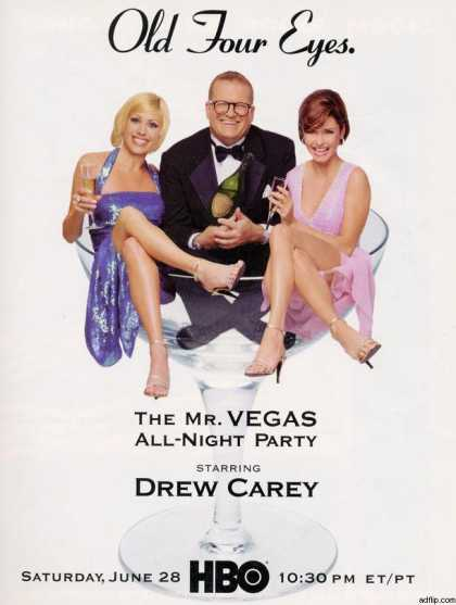 Home Box Office&#8217;s Mr. Vegas All Night Party (1997)