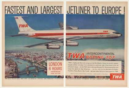 TWA Airlines Intercontinenta (1959)