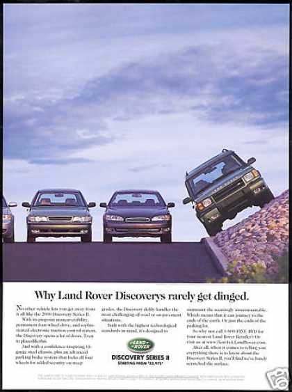 Land Range Rover 4WD Discovery Series II Photo (2000)