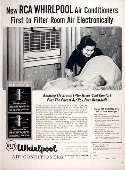 Whirlpool Air Conditioners (1956)