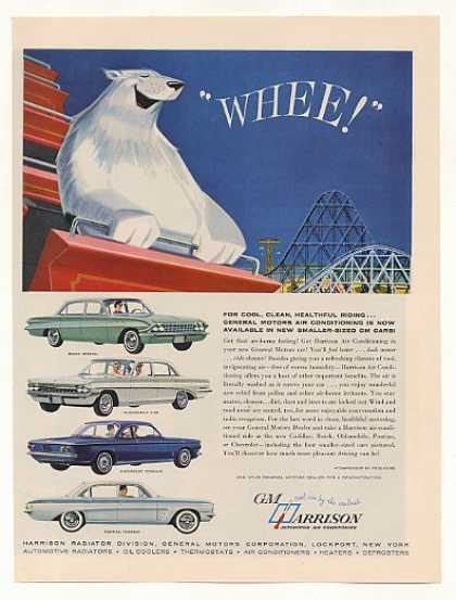 GM Harrison A/C Polar Bear Roller Coaster (1961)