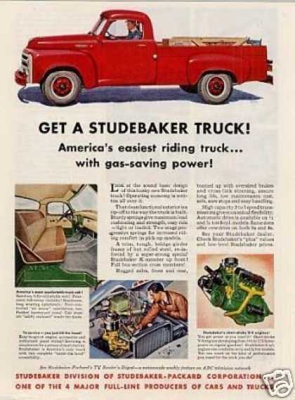 Studebaker Pick-up Truck (1955)