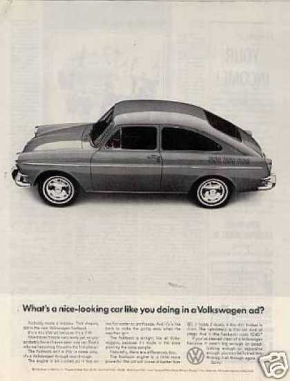 Volkswagen Car (1967)