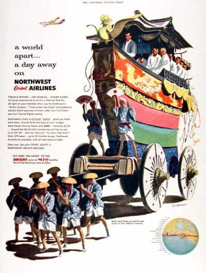 Northwest Airlines (1955)