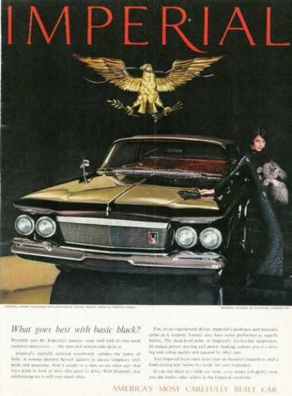 Chrysler Imperial Crown Four Door (1961)