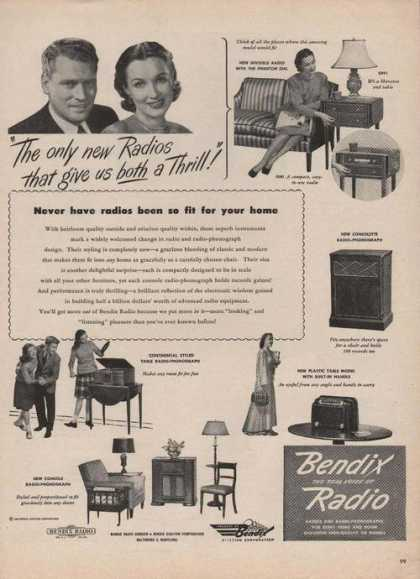 Bendix Aviation Radio (1946)