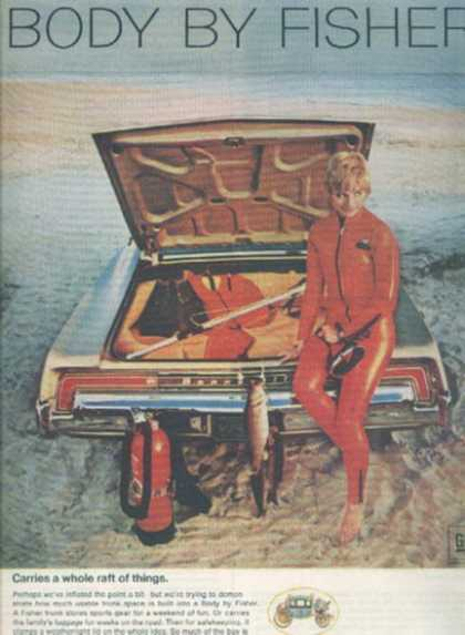 General Motor's Body by Fisher (1968)