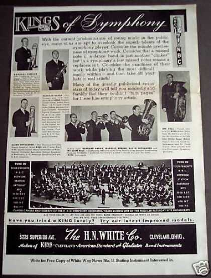 King Instruments Musical Symphony (1940)