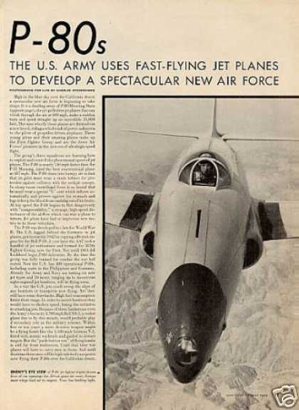 """P-80's"" Article (1946)"