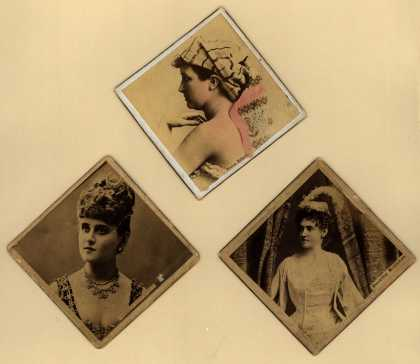 W. Duke Sons & Co.'s Preferred Stock – Actresses – Image 6
