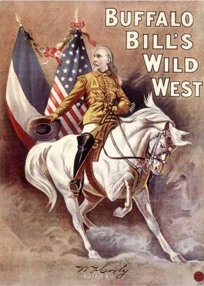 Buffalo Bill's Wild West, Cody's Wild West