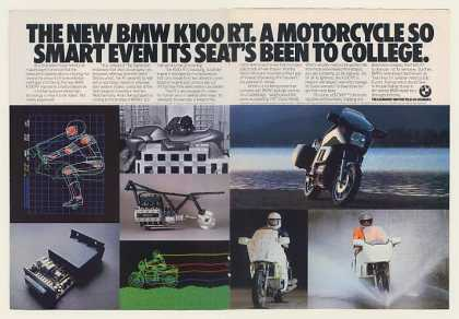 BMW K100 RT Motorcycle (1985)