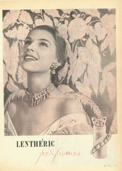 Lentheric Confetti Perfumes (1945)