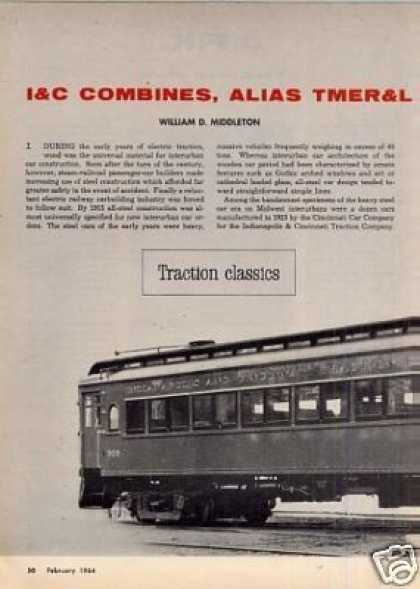 """I&c Combines, Alias Tmer&l Duplexes"" Article (1964)"