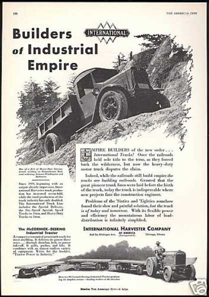 Seymour IHC International Harvester Truck (1930)