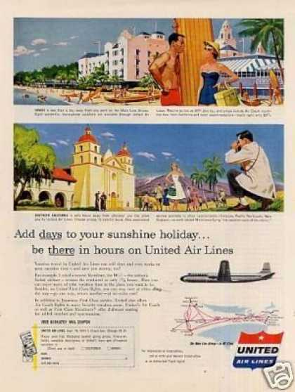 United Air Lines (1954)